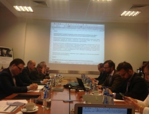 Dwa spotkania robocze Rady Programowej za nami, trwają prace nad Kodeksem Dobrych Praktyk Restrukturyzacji
